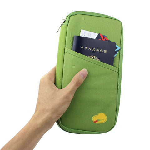 Ultimate Travel Wallet