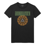 Black Badmotorfinger Limited Edition St. Patty's Tee