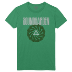 Green Badmotorfinger Limited Edition St. Patty's Tee