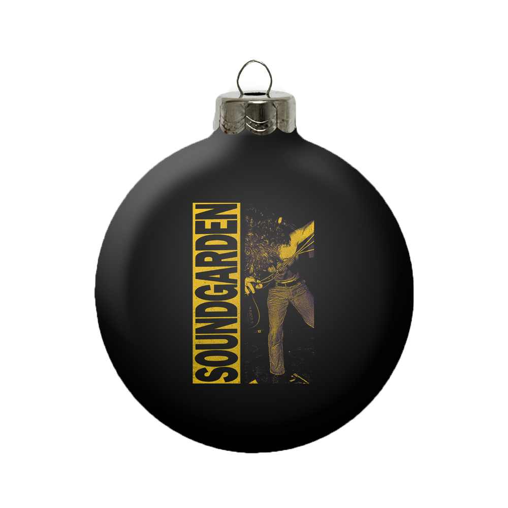 Louder Than Love Ornament