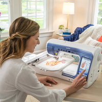 Brother VM5200 Sewing, Quilting and Embroidery machine