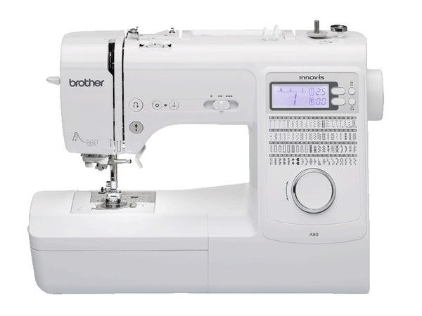 A80 Electronic home sewing machine