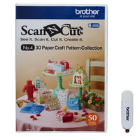 CAUSB4 Fabric ScanNCut- USB4