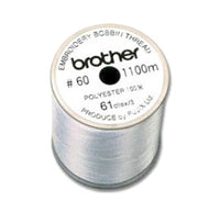 EBTCEN White bobbin thread - 1100m(NV60)