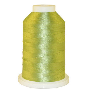 ET027N EMBROIDERY THREAD 027 - LIME