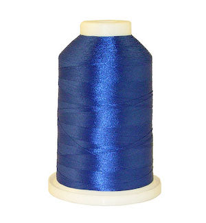 ET405N EMBROIDERY THREAD 405 - BLUE