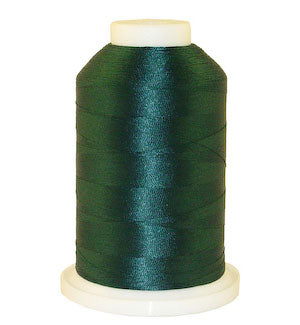 ET415N EMBROIDERY THREAD 415 - PEACOCK BLUE