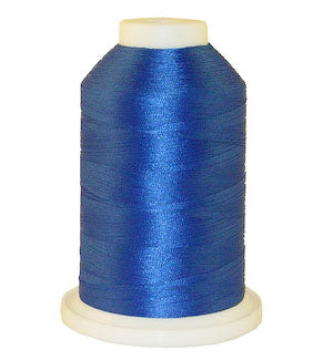 ET420N EMBROIDERY THREAD 420 - MID BLUE