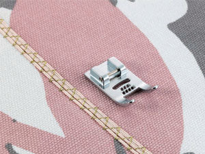 F020N 7 Hole Cording Foot