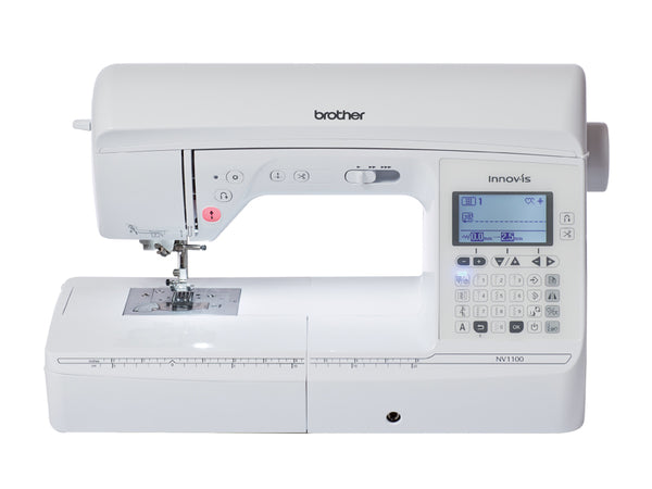 NV1100 Computerised home sewing machine