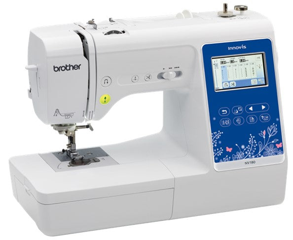 NV180 Home embroidery machine