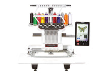 PR1050X Commercial embroidery machine