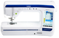 VQ3000 Quilting and embroidery machine