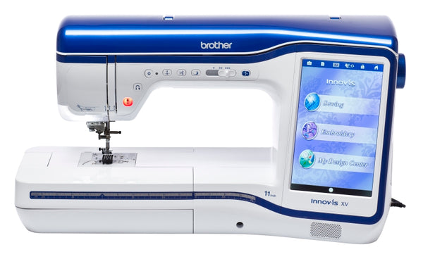 XV Home embroidery machine