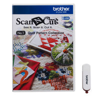 CAUSB1 Fabric ScanNCut - USB1