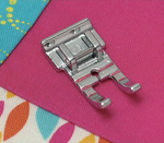 Quarter Inch Snap-on Presser Foot