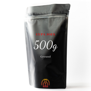 500g Ground Coffee
