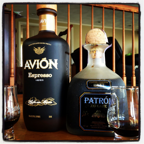 Patron XO Cafe Tequila