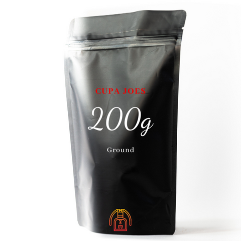 200g Ground Coffee