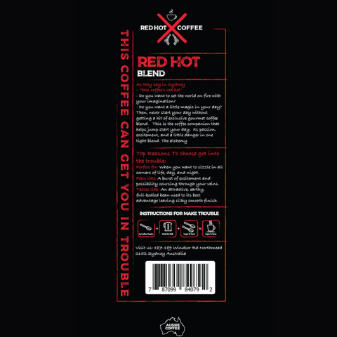 Image of Red Hot Blend