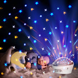 Night Light Star Projector for Kids,Amouhom Star Light,Star Night Light lamp,USB Rechargeable &Timer Setting,Sky lite Galaxy Projector,Best Gift for Kids - Elecstars Capturing Stars in the Dream