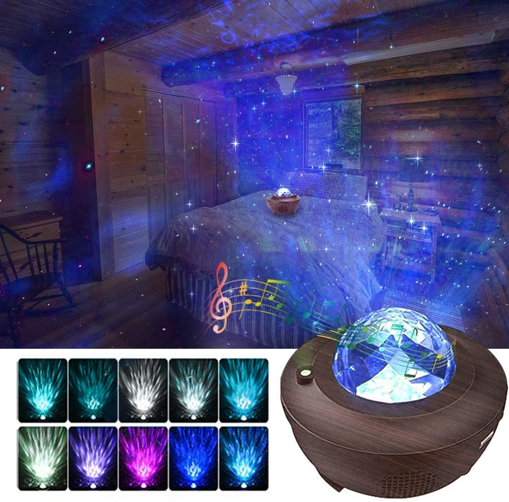 Nebula Galaxy Projector Star Projector for Ceiling for Adults Gifts - Elecstars Capturing Stars in the Dream