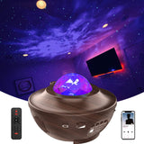 Nebula Galaxy Projector Star Projector for Ceiling for Adults Gifts