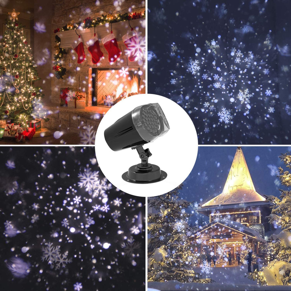 Ocean Wave Projector Light Star Move Slides with LED Landscape Outdoor Holiday Party - Elecstars Capturing Stars in the Dream