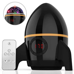 2019 Baby Night Light Star Projector Black for Bedroom with Timer Remote and Chargeable - Elecstars Capturing Stars in the Dream