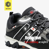 Steel Toe Industrial Shoes