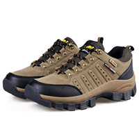 Khaki Hikers Boot