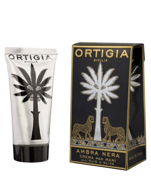 Ambra Nera ortigia handcream 80ml