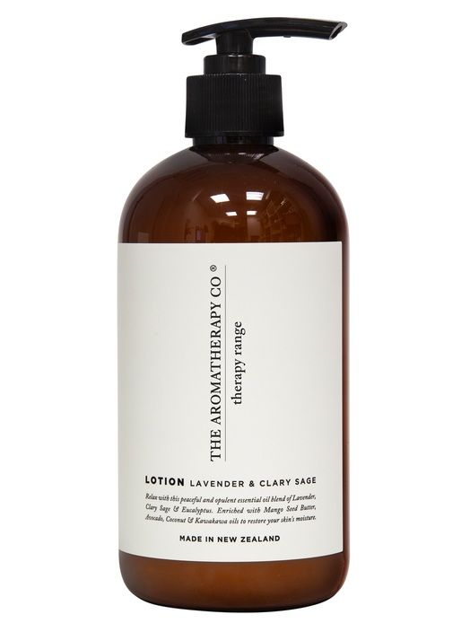 Aromatherapy Co. Hand & Body Lotion - Lavender & Clary Sage