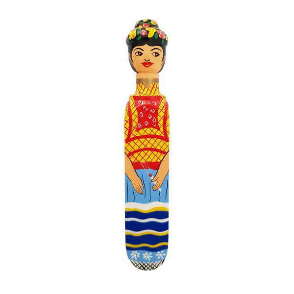 Frida Kahlo door stop wedgie