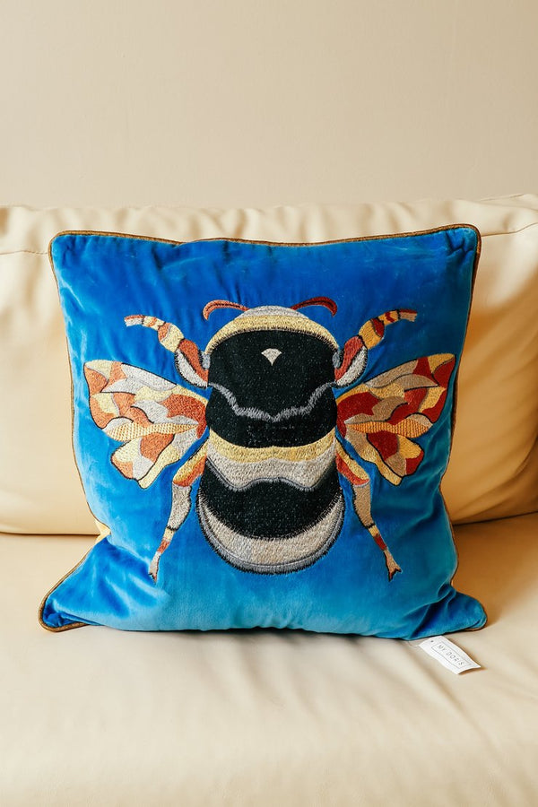 My Doris BEE POWDER BLUE CUSHION