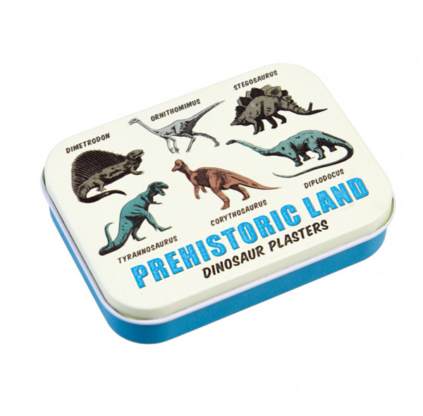 Pre-Historic Land Plasters In A Tin (Pack of 30)