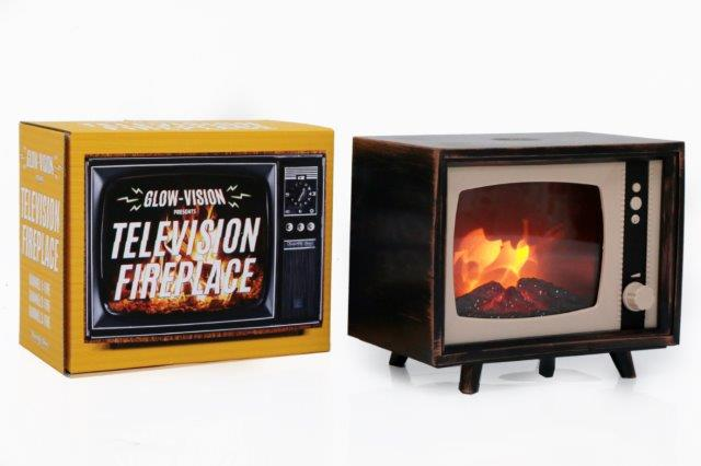 Television Fire Place