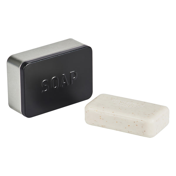 cleansing Charcoal Soap with Oak Moss Scent soap