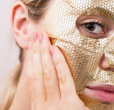 Gold Foil Sheet Mask