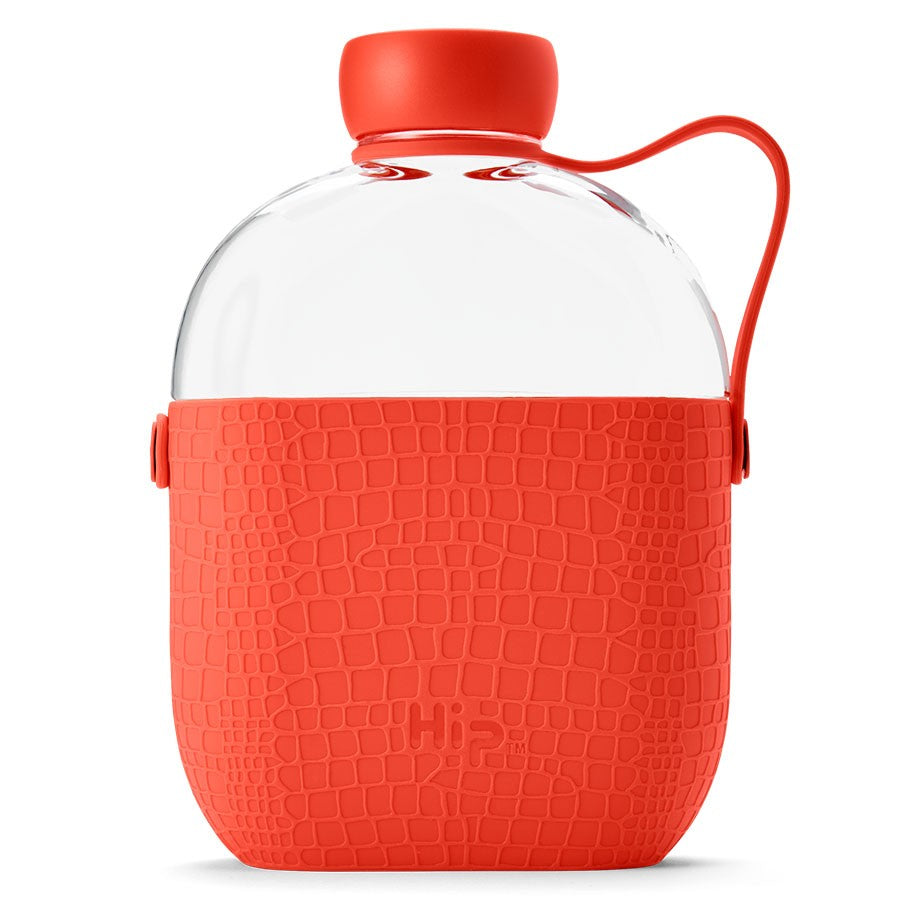 Hip Bottle - Coral (650ml)