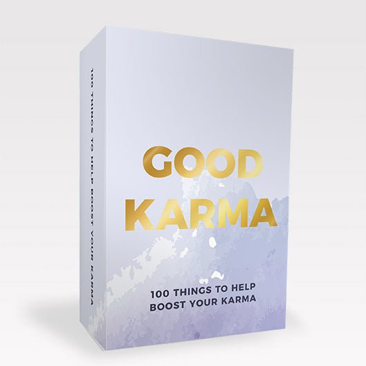 'Good Karma' Card Pack