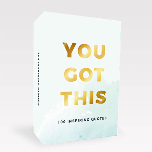 'You Got This' Card Pack