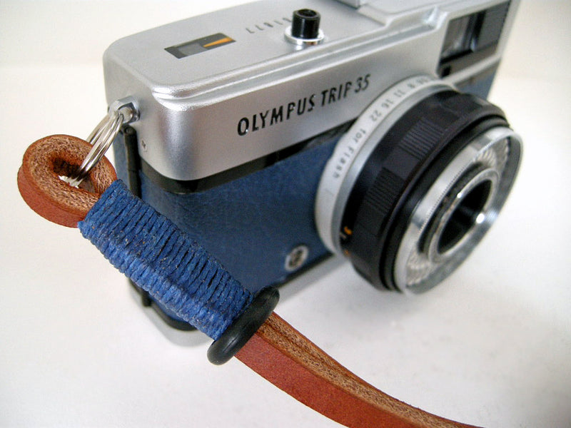Gordy's Leather Wrist Strap