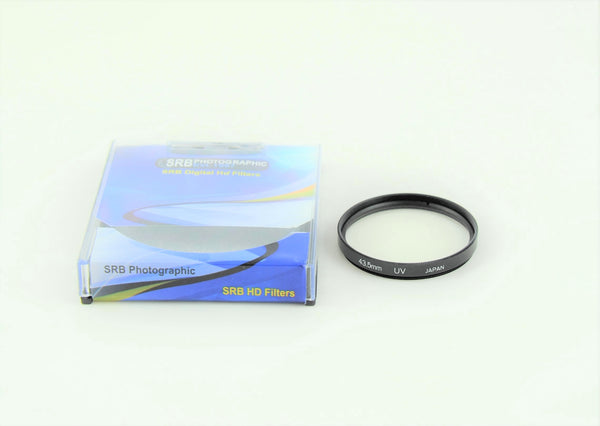 UV 43.5mm filter - NEW