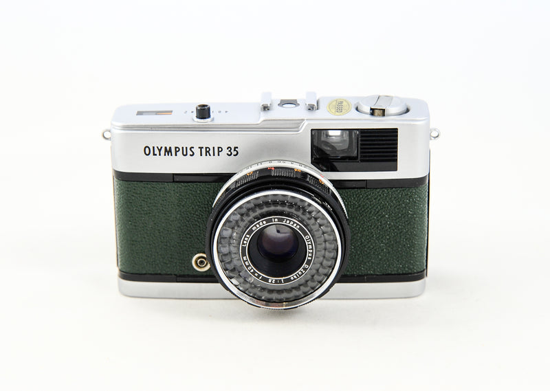 Olympus Trip 35 Repair and Refurbishment Service
