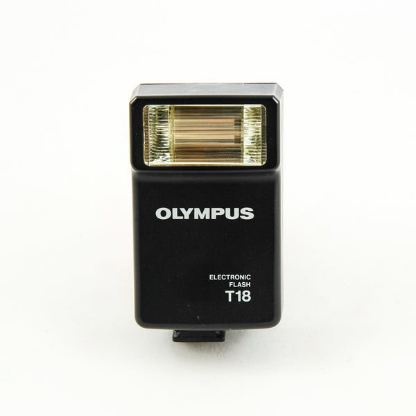 Olympus T18 compact flash gun