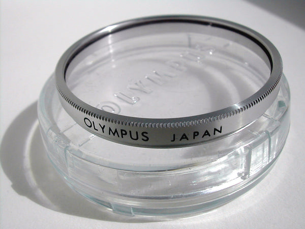 Original Olympus Skylight or UV filter