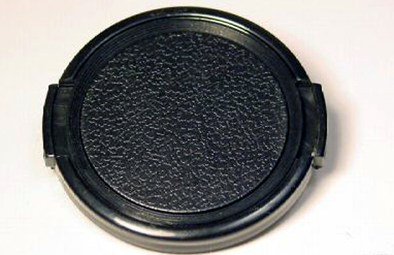 New Snap-on plastic lens cap