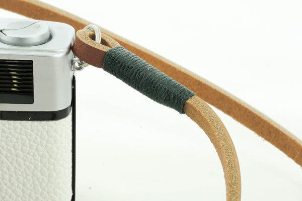 Gordy's Leather Neck Strap