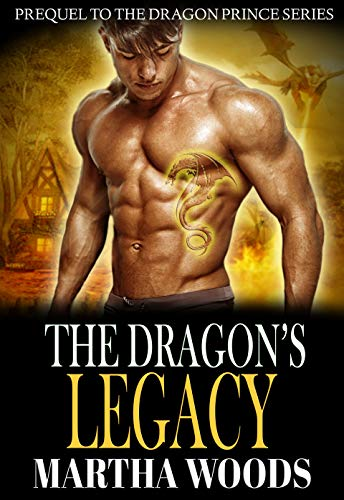 The Dragon's Legacy (Prologue to Dragon Prince Series)